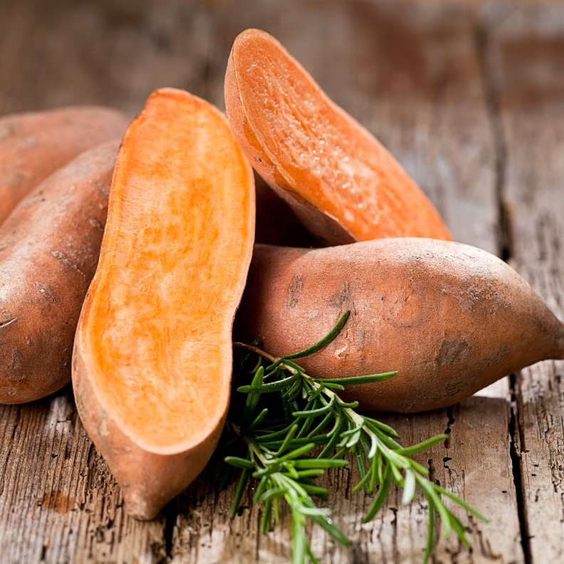 Süßkartoffeln - Nährstoffreichtum durch Ernährungsberatung in Bonn