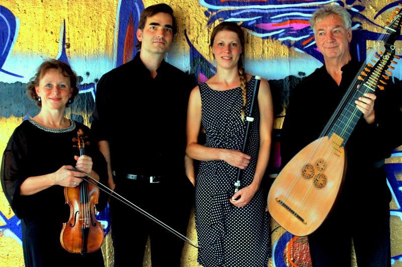 Urban Baroque Ensemble für Alte Musik Händel