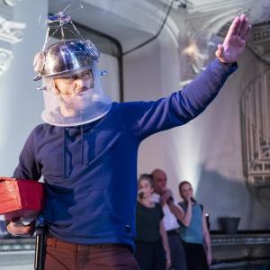 (c) MINZ & KUNST Photography für das Theater im Marienbad: Benedikt Thönes, Daniela Mohr, Christoph Müller & Nadine Werner