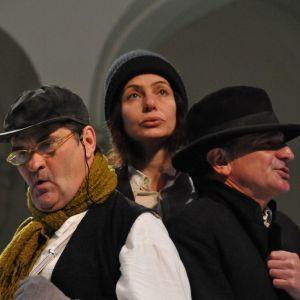 (c) Theater im Marienbad - An der Arche um Acht: D. Mohr, H. Geßner & H. Fehrenbacher