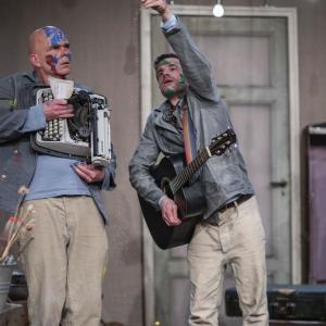 Theater im Marienbad: Die besten Beerdigungen der Welt // C. Müller & B. Finckh // (c) MINZ&KUNST Photography