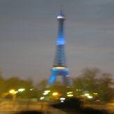 Paris - Blaue Stunde