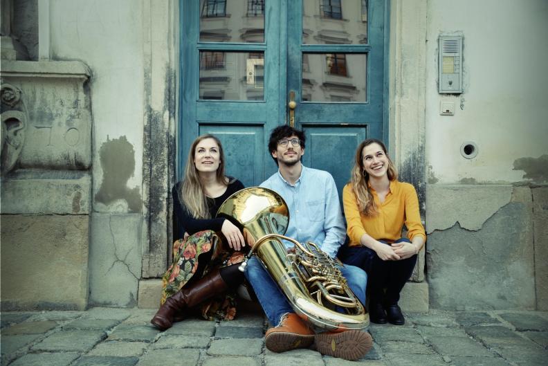 Trio Blechgoscherl