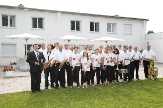 Das symphonische Blasorchester