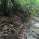 Das Hochwasser hat grossen Schaden angerichtet. In Muzga sind alle drei Brücken weg oder kaputt.
