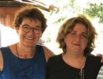 Fraua Kruse-Zaiss & Tamar Buadze, Singreise Georgien 2020