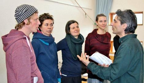 Workshop Boldre