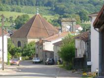 Eglise St. Martin In Blondefontaine