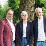 Das Rheinberger Trio mit Ines Then-Bergh und Holger Schröter-Seebeck