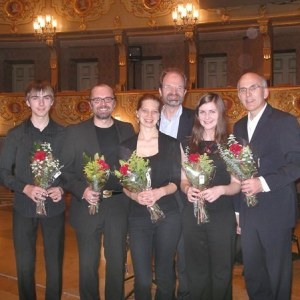 Carolina Eyck Ensemble in Lissabon