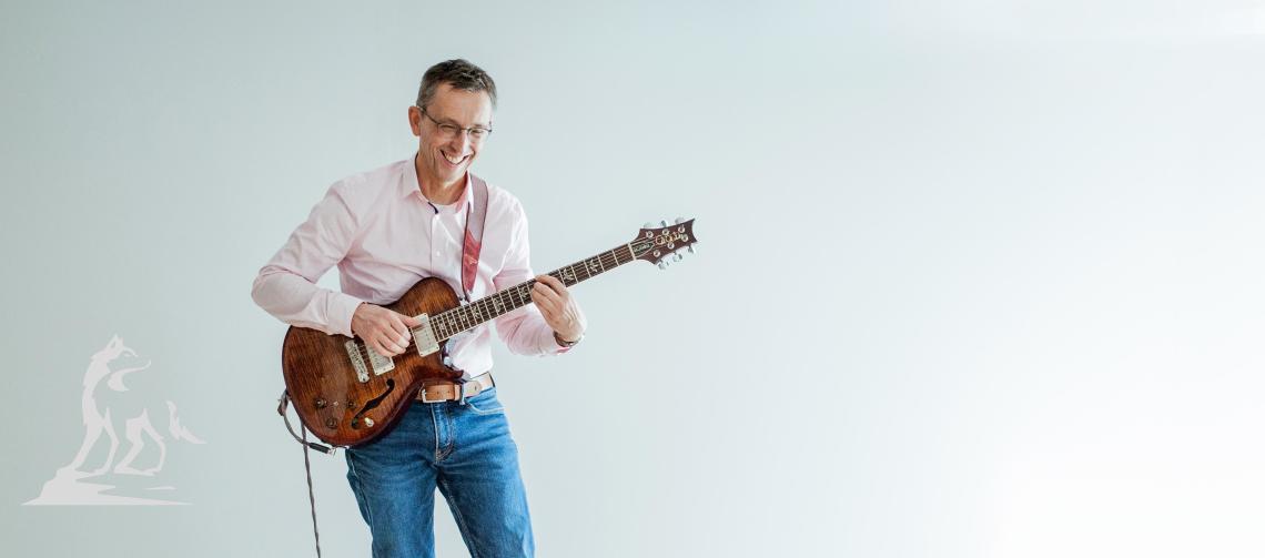 Paul Weber Gitarre Saarbrücken Saarland