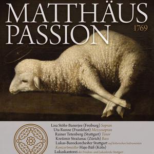 Matthäus-Passion C.P.E. Bach