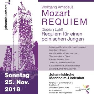 Mozart Requiem