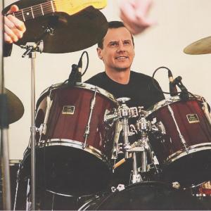 und Stefan Meyer von Restposten Bluesband