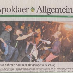 Apoldaer Bluesfasching 2015