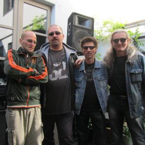 2016...Silvio, Robert, Saul & Micha