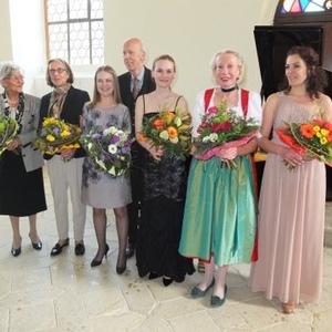 Konzert Schloß Ehrenfels Mai 2013