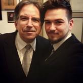 Mit meinem Vater, Domkapellmeister Reinhard Kammler