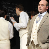 "Als Seneca in Monteverdis ""L'incoronazione di Poppea"", Theater Erfurt 2013 - Foto: Lutz Edelhoff"