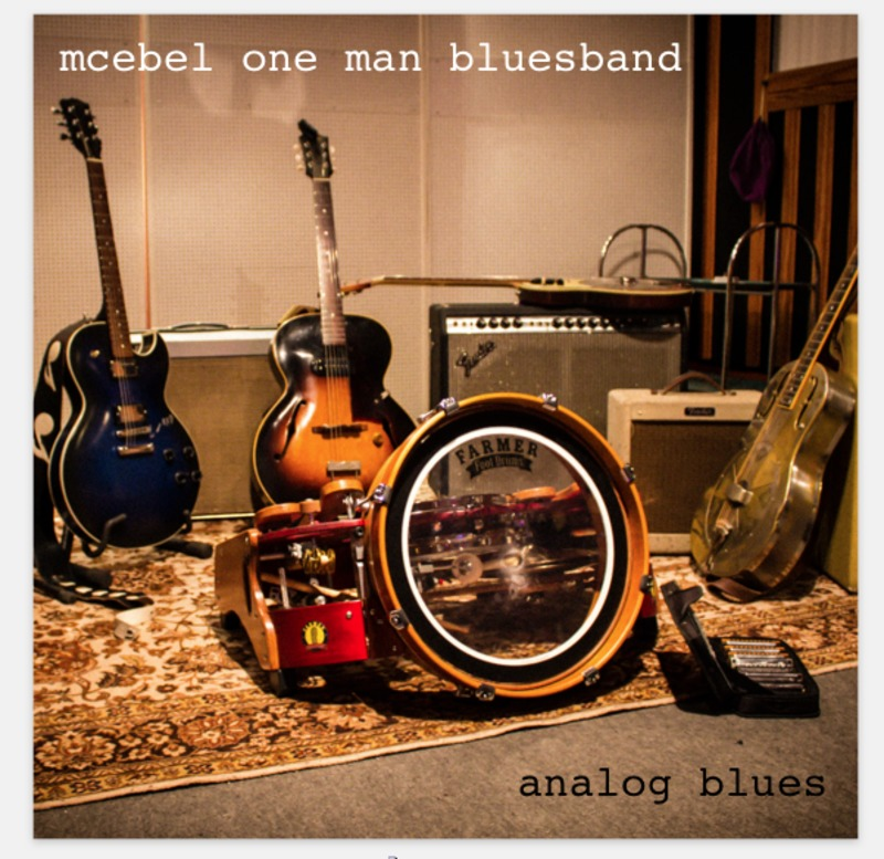 analog blues