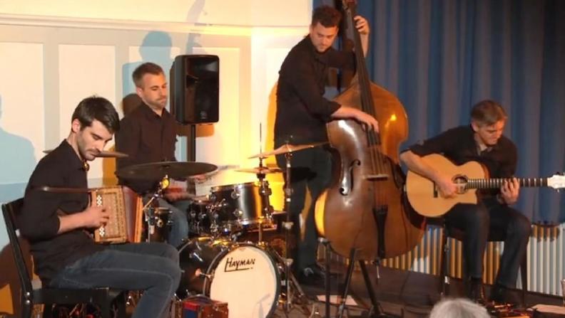 Konzert Volkshaus