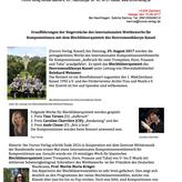 Pressemitteilung Wettbewerb 'Aufbruch' 1