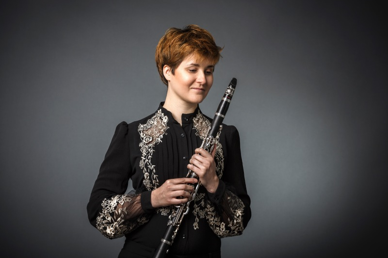 Franziska Hofmann, Klarinettistin