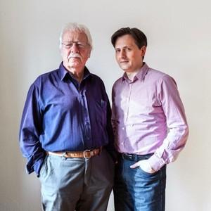 Adnan Pintul i Dieter Brumm
