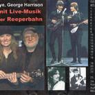 """Ankündigung Geoerge Harrison Gedächnisfeier 2001 im """"Top-Ten"""", da, wo alles begann..."""