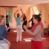 Tanz  der Ausbildungsgruppe