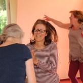 Tanzen im Dialog