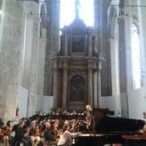 Probe Stralsund mit dem Philharmonischen Orchester Vorpommern