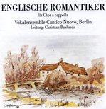 CD-Cover Englische Romantiker