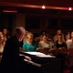 Abendliche Probe des Großen Chores (Foto: Nele Tröger)