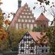 In der Altstadt von Bromberg