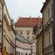 In der Kanonicza am Fusse des Wawel