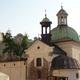 Die Adalbert-Kirche auf dem Marktplatz