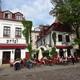 Das Café Ariel in Kazimierz