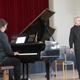 Sänger und Pianist