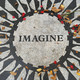 Das Mosaik in den von Yoko Ono gestiftetetn Strwaberry Fields im Central Park