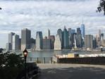 Manhattan von Brookly aus gesehen