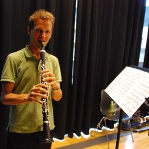 """CD-Aufnahme Klarinettenkonzert """"anElyson"""" von Franz Baur zusammen mit dem Tiroler Kammerorchester Innstrumenti"""