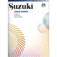 Suzuki Violin School Volume 1