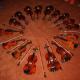 die Geigen sind bereit