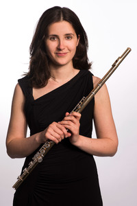 Stefanie Hofmann Flöte Musikerin
