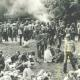 1979...Schlangestehen bei der Bratwurst