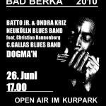 2010 Plakat