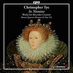 Christopher Tye: In Nomine (cpo/Radio Bremen)