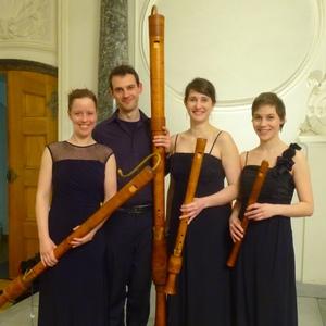 Luise Manske, Georg Fritz, Julia Fritz, Elisabeth Champollion