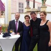 at MDR Musiksommer with Oliver Jueterbock, Jürgen Groß, Katrin Lazar